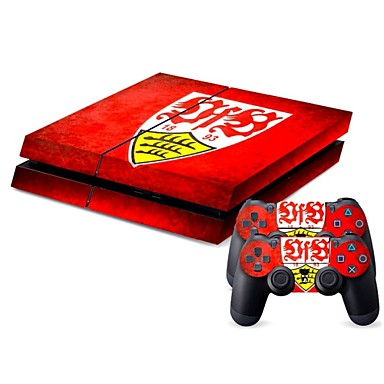 B-SKIN PS4 PS/2 Bags, Cases and Skins - PS4 Novelty #