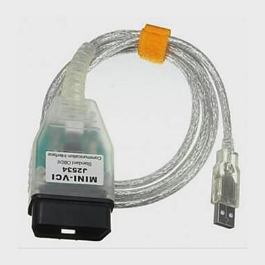 Mini Diagnostic Scanner Test VCI Line for Toyota