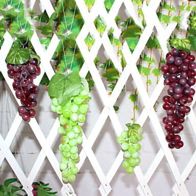 Styro hab / Műanyag Gyümölcs Művirágok