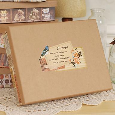 1 Darab / készlet Favor Holder-Kocka alakú Kártyapapír Ajándékdobozok Nem személyre szabott