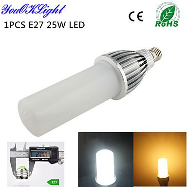 E26/E27 LED Mısır Işıklar T 114 led SMD 2835 Dekorotif Sıcak Beyaz Serin Beyaz 2000lm 3000/6000K AC 220-240 AC 110-130V