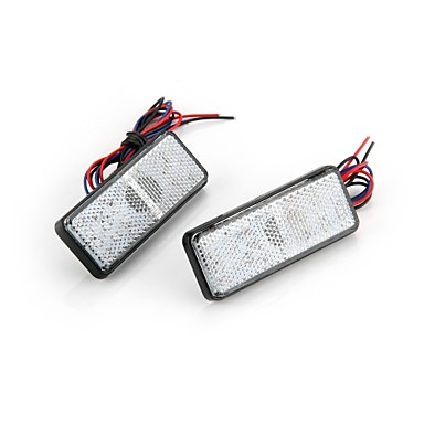 2pcs Car Light Bulbs W lm Tail Light Foruniversal
