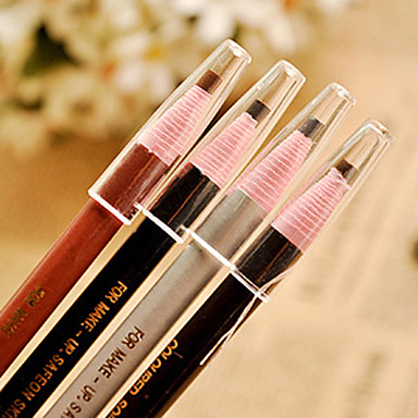 Sobrancelha Lápis Secos Longa Duração Natural Prova-de-Água Olhos 1 1