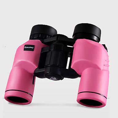 Eyeskey 8X32 mm Távcsövek High Definition Vízálló Időjárásálló Általános Tető Prism Széles látószög Night visionÁltalános használat