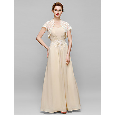 Lace Wedding / Party / Evening Women's Wrap With Lace Shrugs