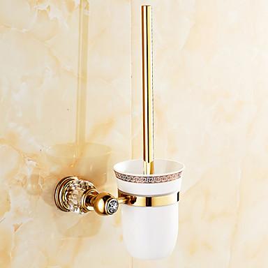 Toalettbørsteholder Neoklassisk Sinklegering 1 stk - Hotell bad