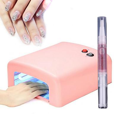 olcso Körömápolás és körömlakk-36W Nail szárítók UV lámpa LED lámpa Körömlakk UV zselé