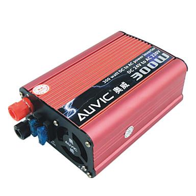 24v 300w auvic para inversor de energia 220v inversor carro