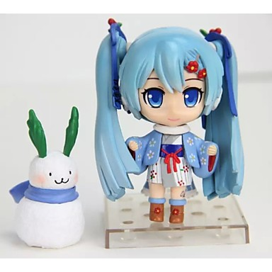 Vocaloid Hatsune Miku PVC Anime Toimintahahmot Malli lelut Doll Toy