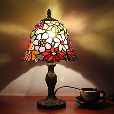 Duvar ışığı Aşağı Doğru Sıra Lambaları 110-120V / 220-240V E12 / E14 Tiffany / Köy / Kırsal / Modern / Çağdaş Resim