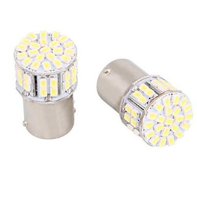 4kpl 1156 Auto Lamput SMD LED LED Takavalot For Universaali