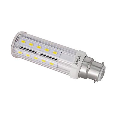 10W E14 B22 E26/E27 LED klipaste žarulje T 32 SMD 5730 100 lm Toplo bijelo Prirodno bijelo Ukrasno AC 85-265 V 1 kom.