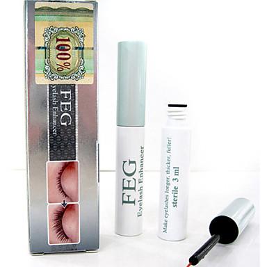 1 pcs Primer e Alongadores para Cílios Acessórios para Maquiagem Liquido Natural Maquiagem Olhos Diário Maquiagem para o Dia A Dia / Maquiagem para Dias das Bruxas / Maquiagem de Festa Estendido