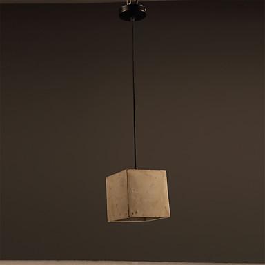 Riipus valot ,  Retro Muut Ominaisuus for suunnittelijat MetalliLiving Room Ruokailuhuone Työhuone/toimisto Lastenhuone Merkintä