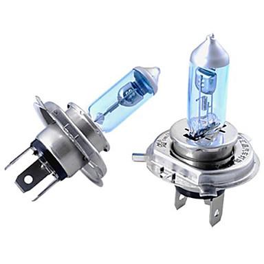 2 stücke h4 autolampen 100 watt 2800lm scheinwerfer / nebelscheinwerfer