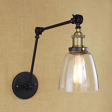 AC 100-240 40 E26/E27 러스틱/ 럿지 기타 특색 for 전구 포함,주변 라이트 벽 스콘스 벽 빛