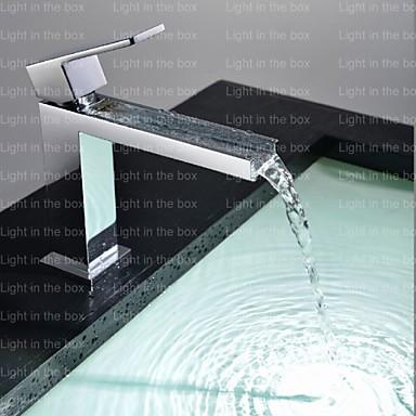Badekarskran - Moderne Krom Badekar Og Dusj Keramisk Ventil