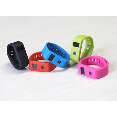 BL06 Pametni sat / Pametna narukvica Vodootpornost / Dugi standby / Sportske / Zdravstvo / Mjerač sna / Podešivač vremena Bluetooth 4.0