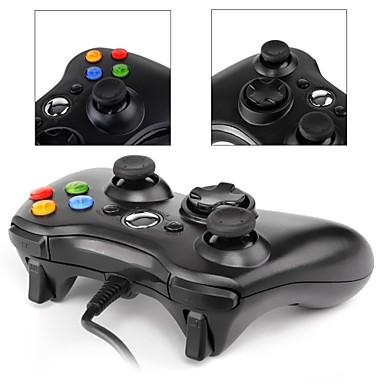 *3-PC001BW USB Kaapelit ja sovittimet Käyttötarkoitus Xbox 360 / PC ,  Pelikahva Kaapelit ja sovittimet Metalli / ABS yksikkö