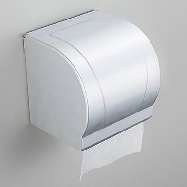 Wc-paperiteline / Kromi Ruostumaton teräs /Nykyaikainen
