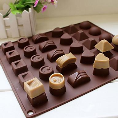 Backwerkzeuge Silikon Umweltfreundlich / 3D / Heimwerken Kuchen / Chocolate / Für Süßigkeit Backform 1pc