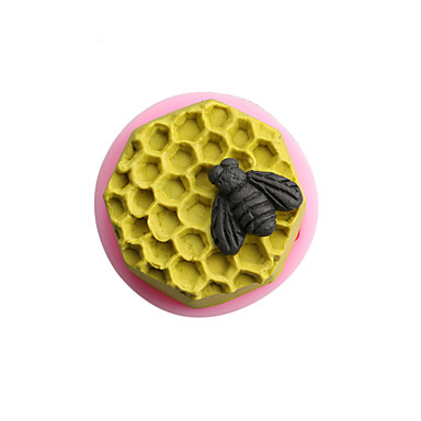 Backwerkzeuge Silikon Umweltfreundlich / 3D / Heimwerken Kuchen / Plätzchen / Obstkuchen Tier Backform 1pc
