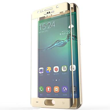 Displayschutzfolie Samsung Galaxy für S7 edge S6 edge plus S6 edge Hartglas Vorderer Bildschirmschutz 2.5D abgerundete Ecken