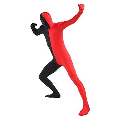 Zentai odijela Ninja Zentai odijela Cosplay Nošnje Kolaž Hula-hopke/Onesie Zentai odijela Spandex Lycra Uniseks Halloween