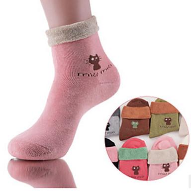 12 pari ženske pamučne čarape casual čarapa visoke kvalitete za trčanje / Joga / fitness / Nogomet / golf