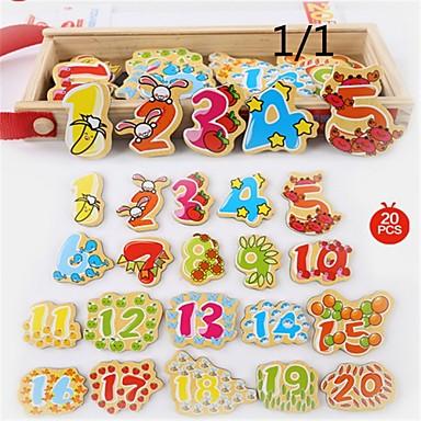 צעצועים מגנטיים צעצוע חינוכי חתיכות 9*3 mm צעצועים מגנטי מתנות