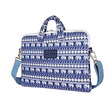 13.3,14.1,15.6 inčni slon stil laptop torba s remen torba za MacBook / Dell / HP / Lenovo prijenosnik, itd