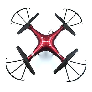RC Drohne X6G 4 Kan?le 6 Achsen 2.4G Mit HD - Kamera Ferngesteuerter Quadrocopter FPV / Ein Schlüssel Für Die Rückkehr / 360-Grad-Flip