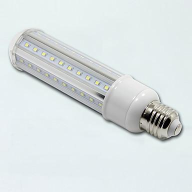 15W E26/E27 LED 콘 조명 T 70 SMD 2835 1200lm±5% lm 따뜻한 화이트 / 차가운 화이트 장식 AC 85-265 V 1개