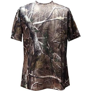 tre kamuflasje kortermet t-skjorte