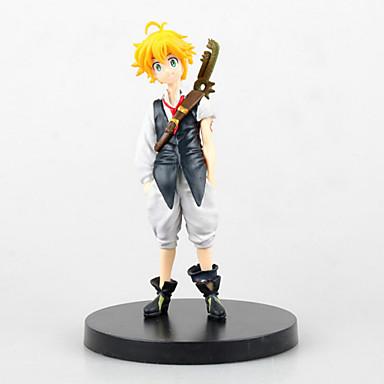 Anime Action Figurer Inspirert av Cosplay Cosplay 8 CM Modell Leker Dukke Herre
