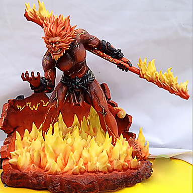 League of Legends wukong צעצועים מודל דמויות פעולה אנימה 22 ס