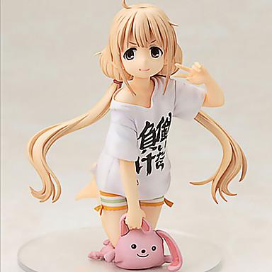 Figuras de Ação Anime Inspirado por Fantasias Fantasias 12.5 CM modelo Brinquedos Boneca de Brinquedo