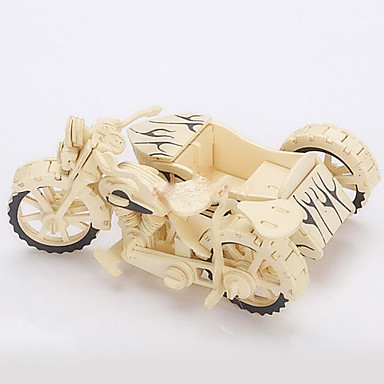 장난감 자동차 3D퍼즐 직쏘 퍼즐 나무 퍼즐 오토바이 3D 시뮬레이션 나무