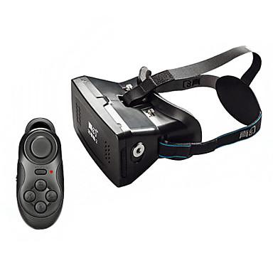 contrôle de l'aimant de la réalité des lunettes 3D virtuelles vr pour 3,5 ~ 6 smartphones RITech contrôleur ii + bluetooth