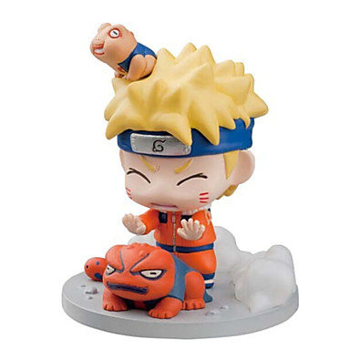 Anime Akcijske figure Inspirirana Naruto Cosplay 5 CM Model Igračke Doll igračkama
