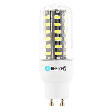 6W GU10 LED-maissilamput T 42 ledit SMD Lämmin valkoinen Kylmä valkoinen 500lm 6000-6500;3000-3500K AC 220-240V