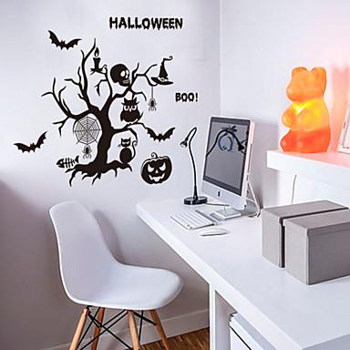 애니멀 / 카툰 벽 스티커 3D 월 스티커,PVC 50X50X0.1