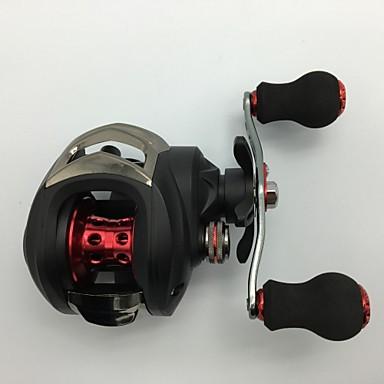 גלילי פיתיון יצוק 6.3:1 11 מיסבים כדוריים איטר הטלת פיתיון / דייג במים מתוקים / דיג בפתיון-KW150R  Low configuration version FLK
