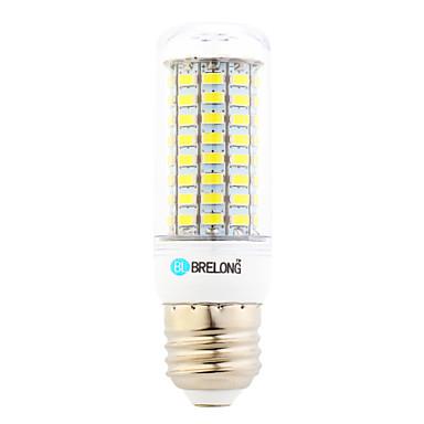 6W 550 lm E26/E27 LED-kornpærer T 89 leds SMD 5730 Varm hvit Kjølig hvit AC 220-240V