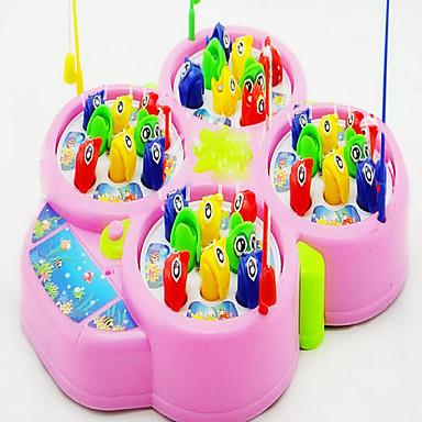 낚시 3 게임 장난감 위의 아이들을위한 플라스틱