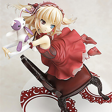 Anime Toimintahahmot Innoittamana Haganai Kobato Hasegawa PVC 16.5 CM Malli lelut Doll Toy