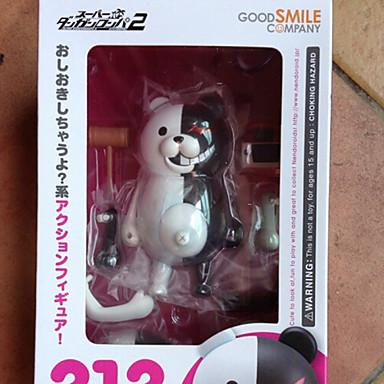 Anime Action Figurer Inspirert av Cosplay Monokuma 10 CM Modell Leker Dukke