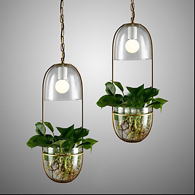 מנורות תלויות ,  מסורתי/ קלאסי אחרים מאפיין for סגנון קטן זכוכית חדר שינה חדר אוכל חדר עבודה / משרד חדר ילדים מסדרון מוסך