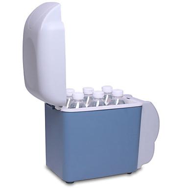 jtron 7.5l bil bærbare opvarmning og afkøling kasse med kopholder / lille køleskab til bil