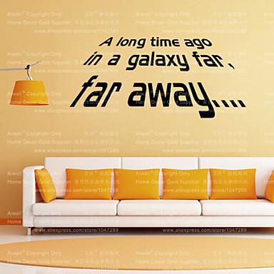 Worte & Zitate / Fantasie Wand-Sticker Flugzeug-Wand Sticker,vinyl 105.6*42cm